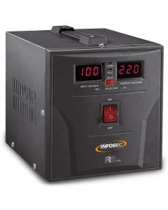 INFOSEC R2 PRO - 1500VA - VOLTAGE REGULATOR