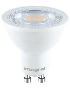 INTEGRAL GU10 LED SPOT 7W (65W) 2700K 520LM DIMMABLE