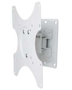 "TILT LED/LCD WALL MOUNT 19-37"" 25KG WHITE"