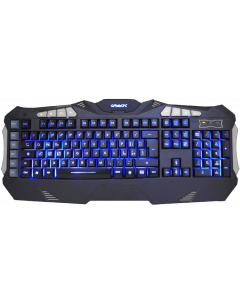 GAMMEC BACKLIGHT GAMING KEYBOARD WITH MACRO KEYS