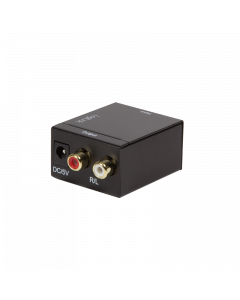 LOGILINK AUDIO CONVERTER, DIGITAL TO ANALOG SPDIF/COAX