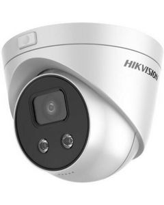 HIKVISION 4 MEGAPIXEL 2.8MM LENS OUTDOOR TURRET IP CAMERA ACUSENSE