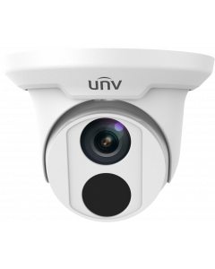 UNIVIEW 4 MEGAPIXEL 2.8MM LENS OUTDOOR TURRET IP CAMERA
