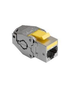 BKT KEYSTONE RJ45 SHIELDED CAT8.1 TOOL-FREE