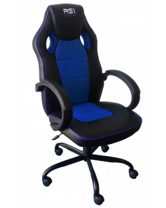 ALANTIK RS1 GAMING CHAIR BLUE/BLACK