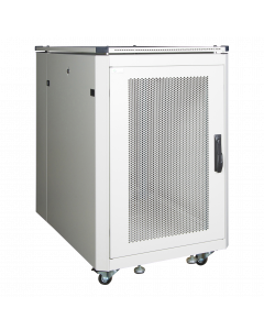 LOGON 16U W=600mm D=1000mm H=897mm SERVER LINE WHITE