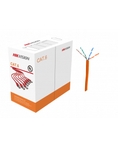 HIKVISION U/UTP CAT6 PVC SHEATH - 305M