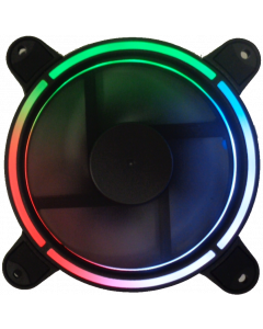 CTESPORTS HYPERON RAINBOW GAMING FAN - 12CM