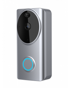 WOOX WIFI SMART VIDEO DOORBELL & CHIME