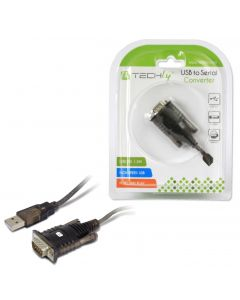USB 2.0 TO SERIAL CONVERTER 1,5M